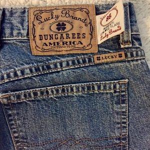 "Women's Lucky Brand jeans. 30"""